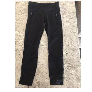 Lululemon Black 7/8 Pant